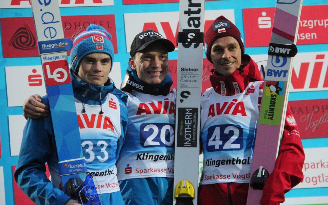 Grand-Prix-Finale und Kombi-Weltcup