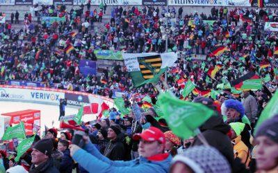 Noch 49 Tage: Ticketvorverkauf für Klingenthaler Weltcups gestartet