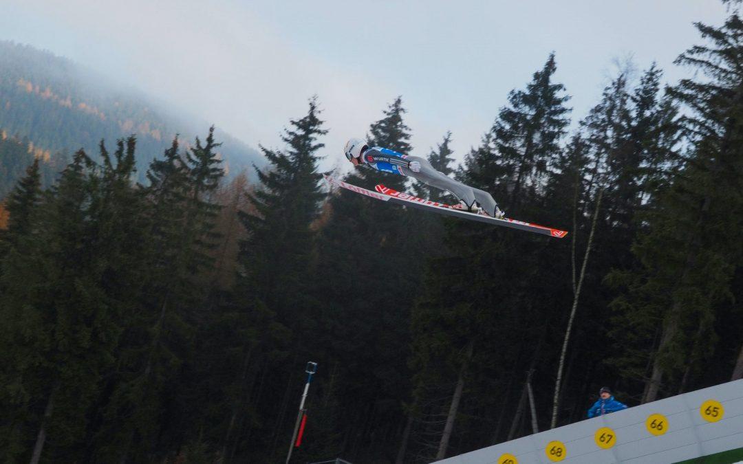 Klingenthal steht acht Mal in den FIS-Kalendern