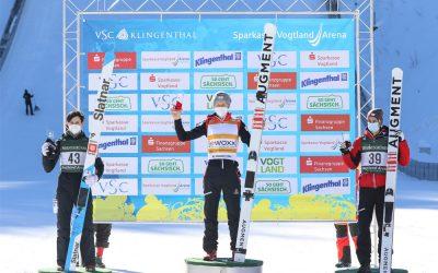 Erfolgreiches Continental Cup-Wochenende in Klingenthal – Deutsche Adler lassen die Flügel hängen